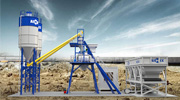 How to choose a concrete mixing plant?